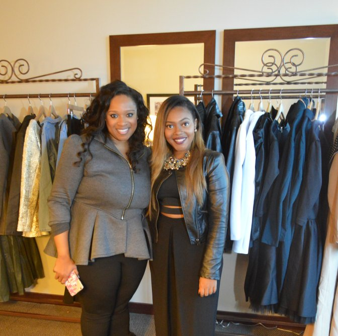 #CHLOECOVERAGE | KIERRA SHEARD'S ELEVEN 60 POP UP SHOP TOUR – ATLANTA [11.21.15]