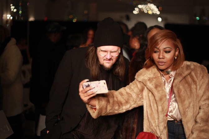 #CHLOECOVERAGE   NEW YORK FASHION WEEK[END] FW16 : FRONT ROW ACCESS TO FASHION GALLERY NYFW