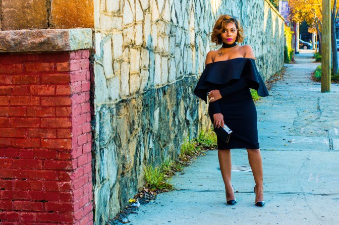 'TIS ALWAYS THE SEASON FOR BLACK [FT. FHONIA ELLIS PART 2/2]