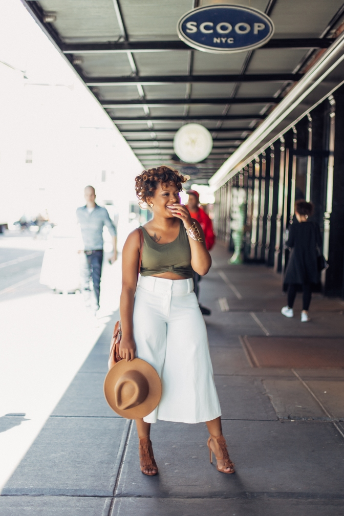 NYFW SS16 DAY 2 : WHY NEUTRALS ARE ALWAYS IN STYLE